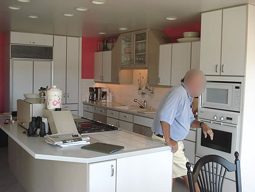 Kitchen 3 Before and After