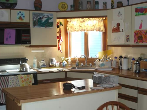 Kitchen 5 Before and After